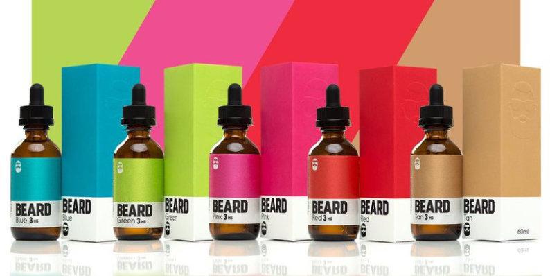 Beard Vape Co Colors | Vaping Vibe
