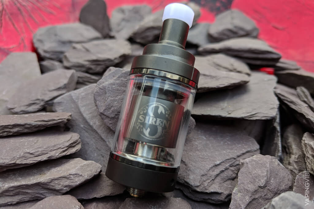 Digiflavor Siren 2 GTA MTL | Review | Vaping Vibe